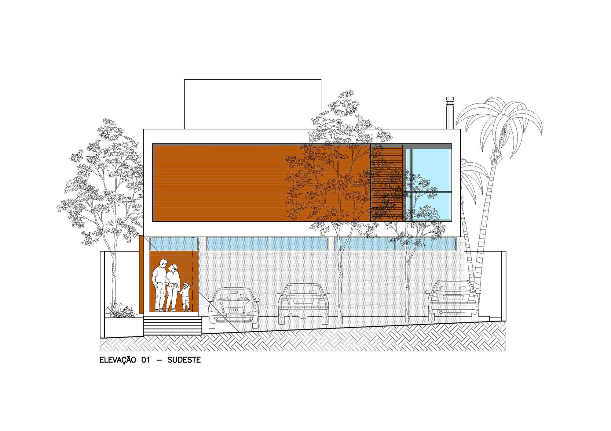 Galeria De Casa Na Vila Madalena / Drucker Arquitetos Associados   15