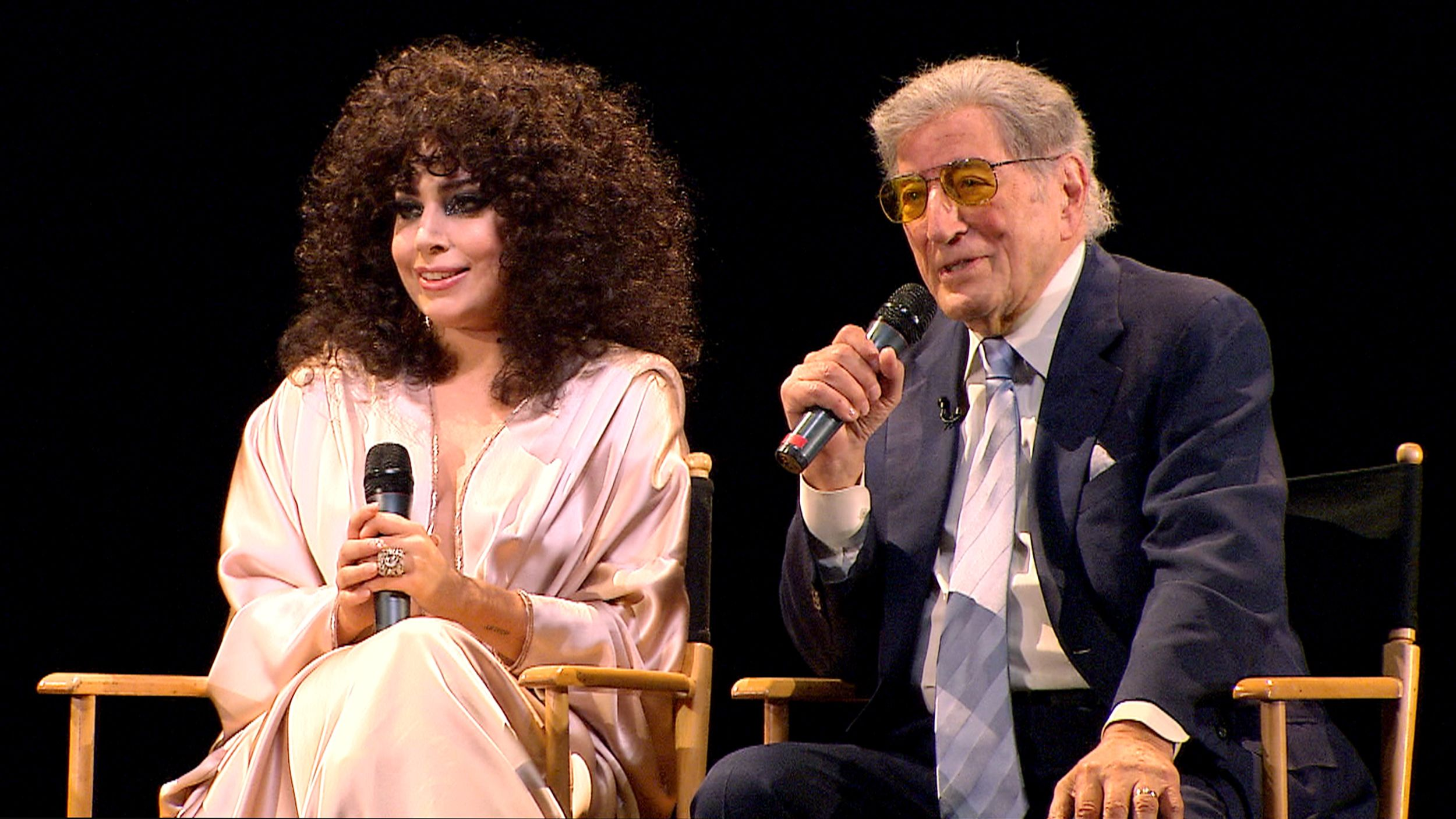 Tony Bennett: Lady Gaga's 'going to be bigger than Elvis Presley'