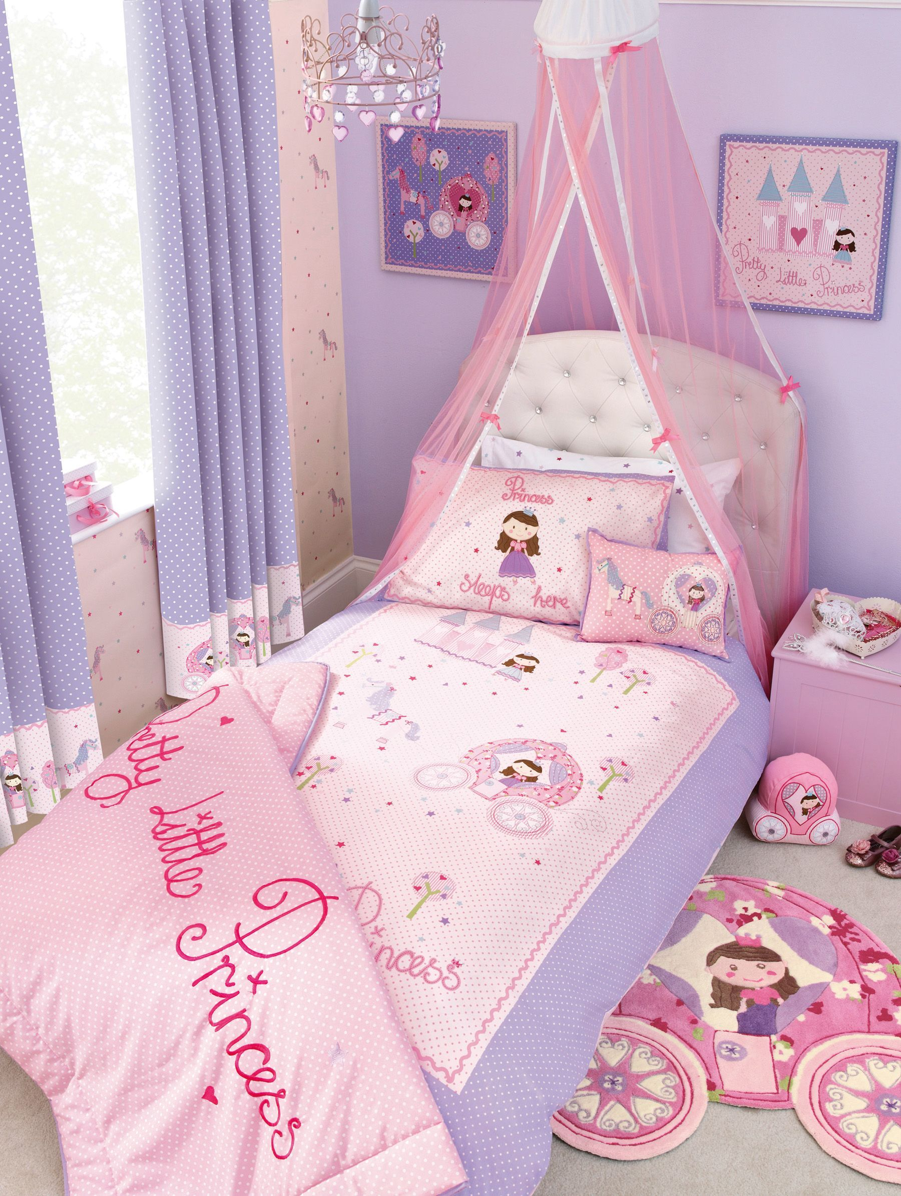 Buy Princess Carriage Bed Set From The Next Uk Online