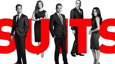 Suits Season 7 Trailers Clips Images And Poster ドラマ イラスト