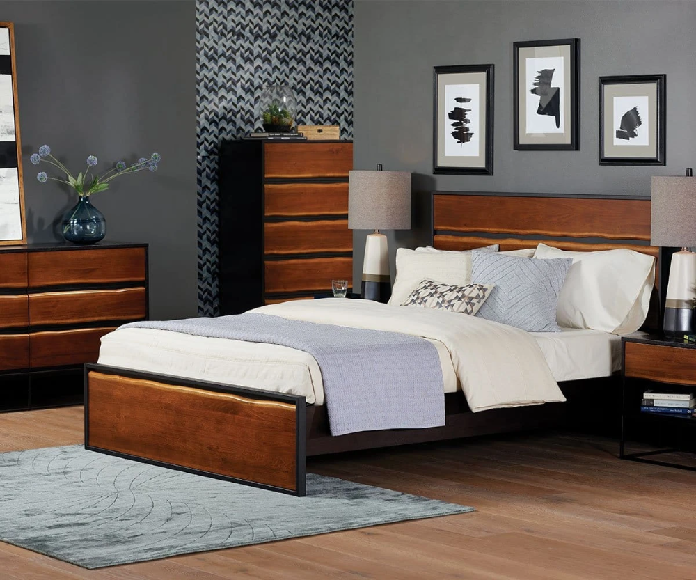 Hasse Double Dresser Scandinavian Designs In 2020 Inside Home Bedroom Sets Furniture