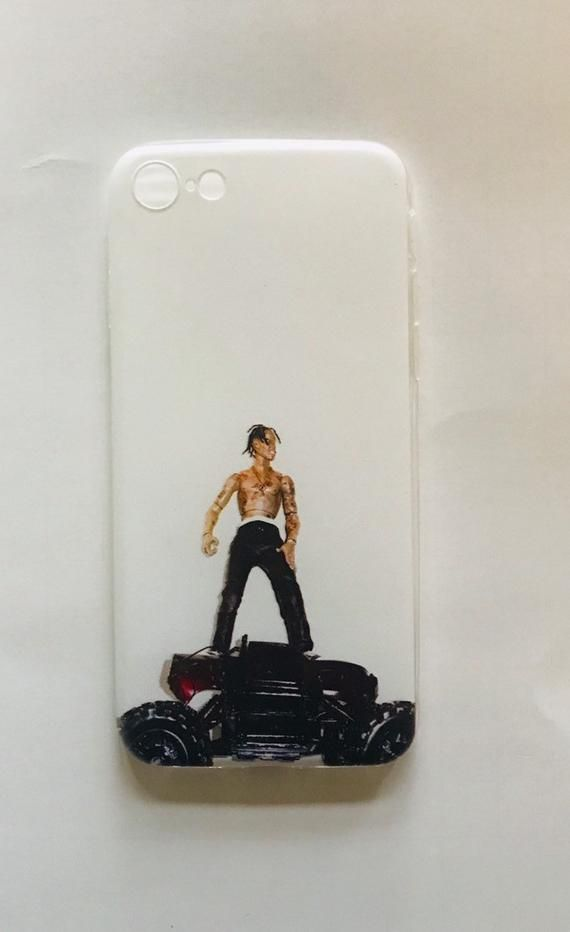 Travis Scott Rodeo iPhone XR/XS/X/8/7/6s/6 Phone Case Cover #travisscottwallpapers