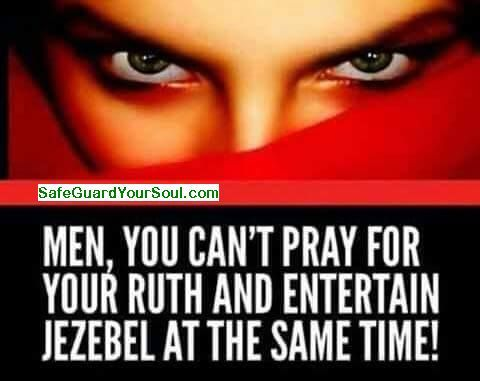 Ruth or Jezebel? | The Jezebel Spirit | Jezebel spirit