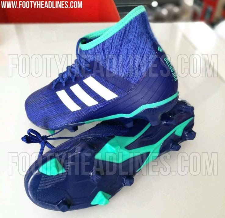 outlet store 5edff da7b4 Exclusive  All-New Adidas Predator 18 Boots Leaked - Footy Headlines