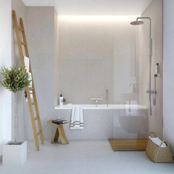海外ミニマリストのおしゃれなバスルームインテリア参考例 Folk バスルーム インテリア バスルーム モダンなバスルームデザイン