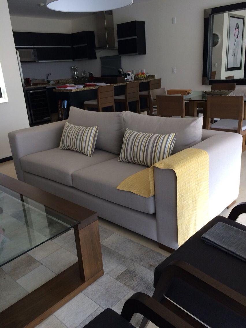 Sala Tapete Mesa Se Centro Solo En Doblee Muebles A La Medida  # Muebles Modernos En Guadalajara