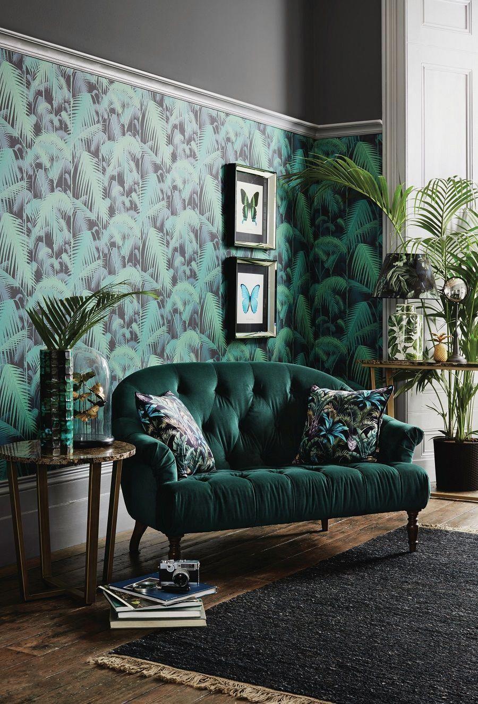 Art Deco Living Room Wall Decor