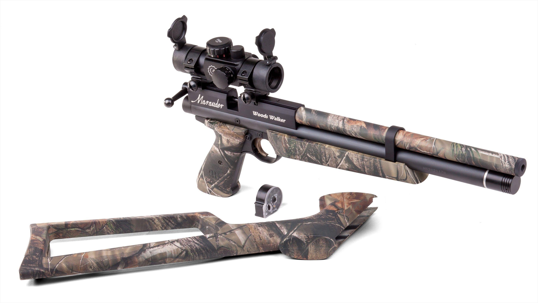 Pin by Daniel Prowse on cool guns in 2020 Wood walker