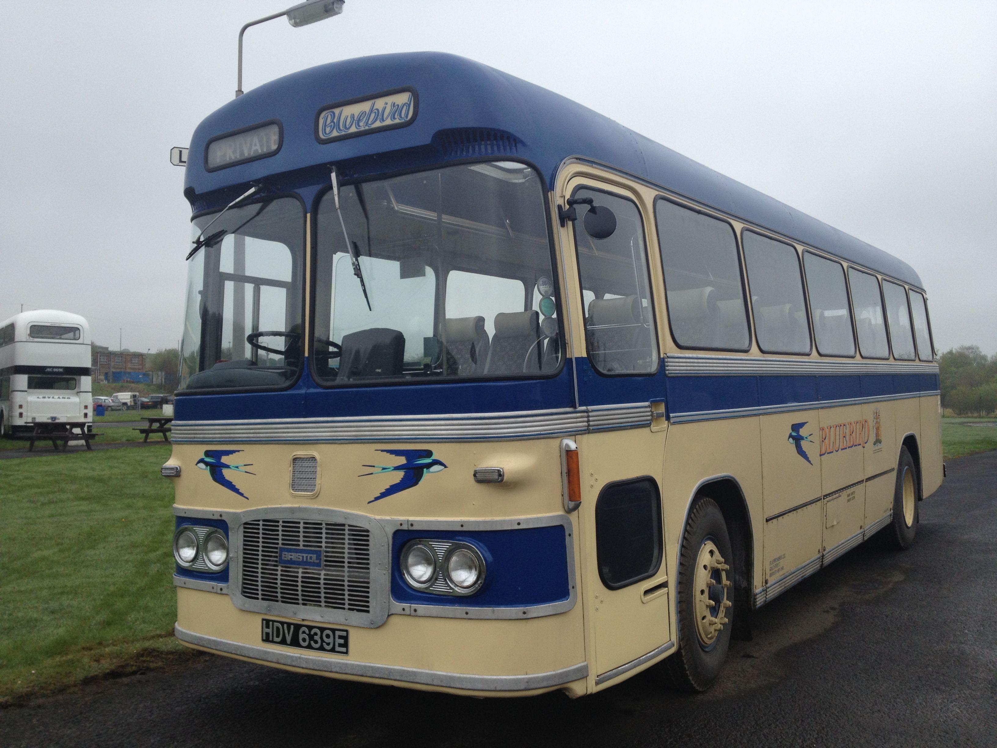 A1 minibus and coach services visit to scottish bus museum