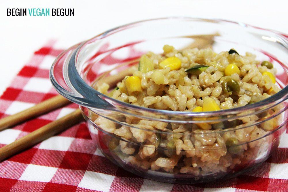 Si te encanta el arroz, aquí tienes una idea para cocinar el arroz ...
