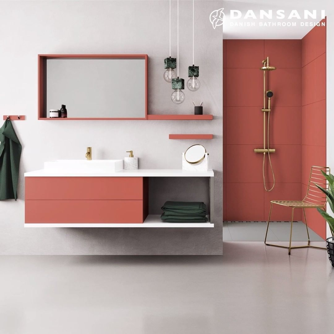 Dansani Calidris Your Bathroom Your Colour Your Choice You Can