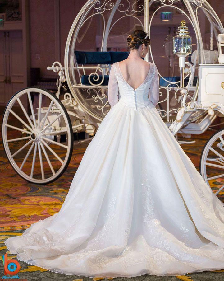 اجمل الفساتن للزفاف