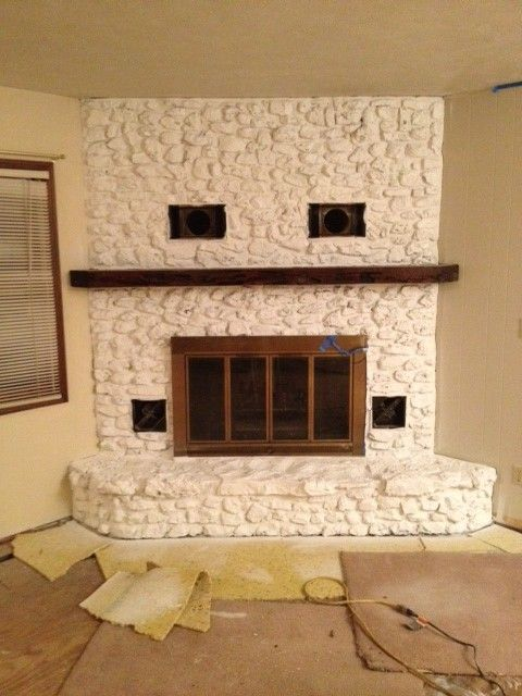 Brilliant Pin By Elliot Robia On Fireplace In 2019 Paint Fireplace Home Interior And Landscaping Mentranervesignezvosmurscom