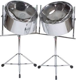 The Steel Drum Or Pan Originated On The Island Of Trinidad It Is Now Common On Many Other Caribbean Islands As Well Steel Drums Steel Drum Steel Oil Barrel