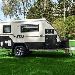 XT12 Off road Caravan | MDC Camper Trailers & Off Road