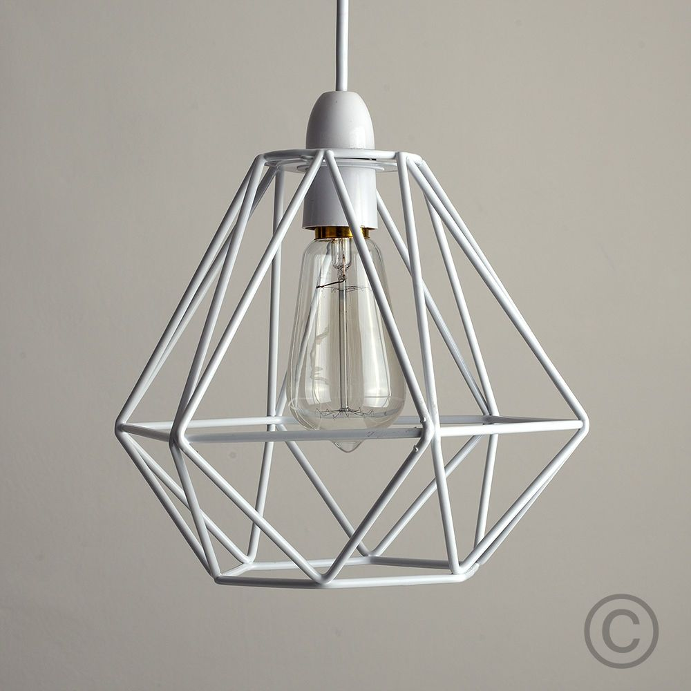 Cables Wiring As Well Non Electric Pendants Shades No Wiring Required