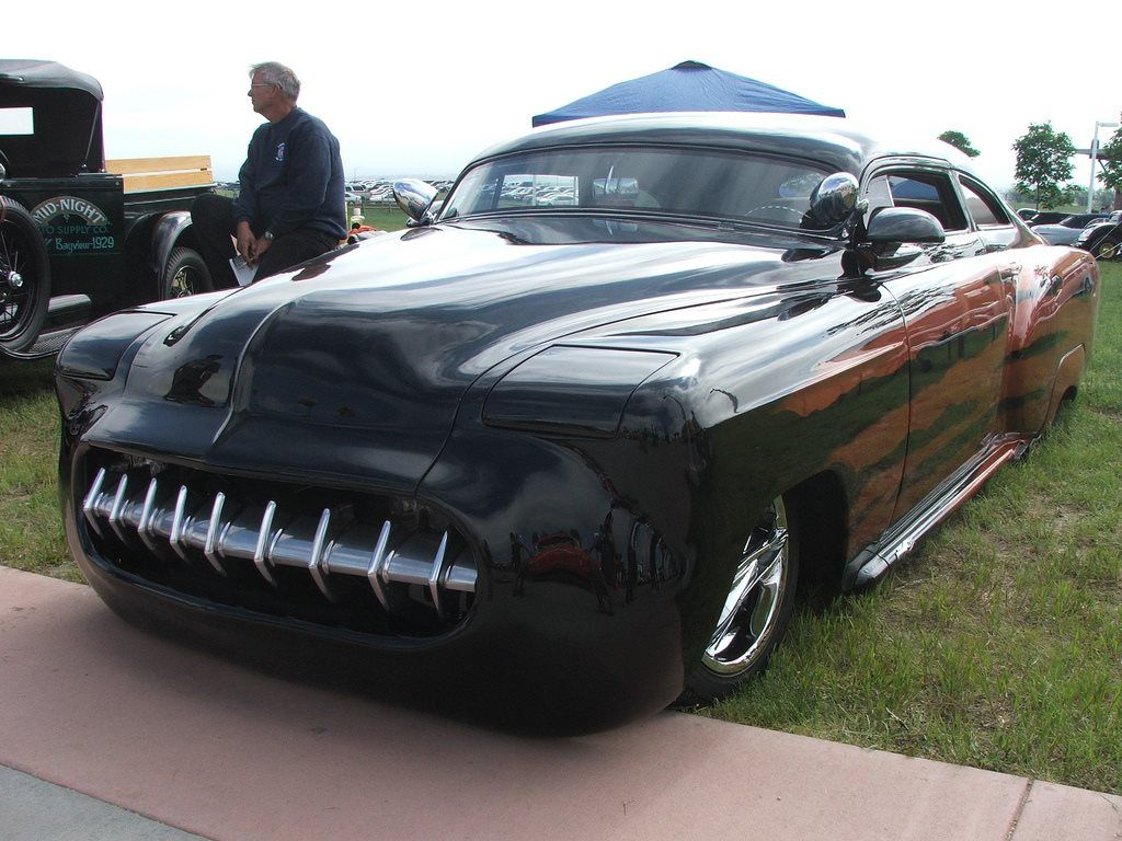 Lead Sled Transportation Classic Cars Chevrolet Car