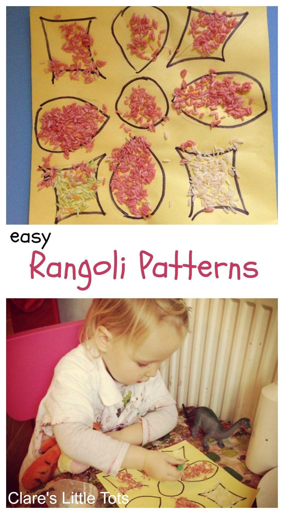 Easy Rangoli Patterns Diwali Activities Rangoli Patterns