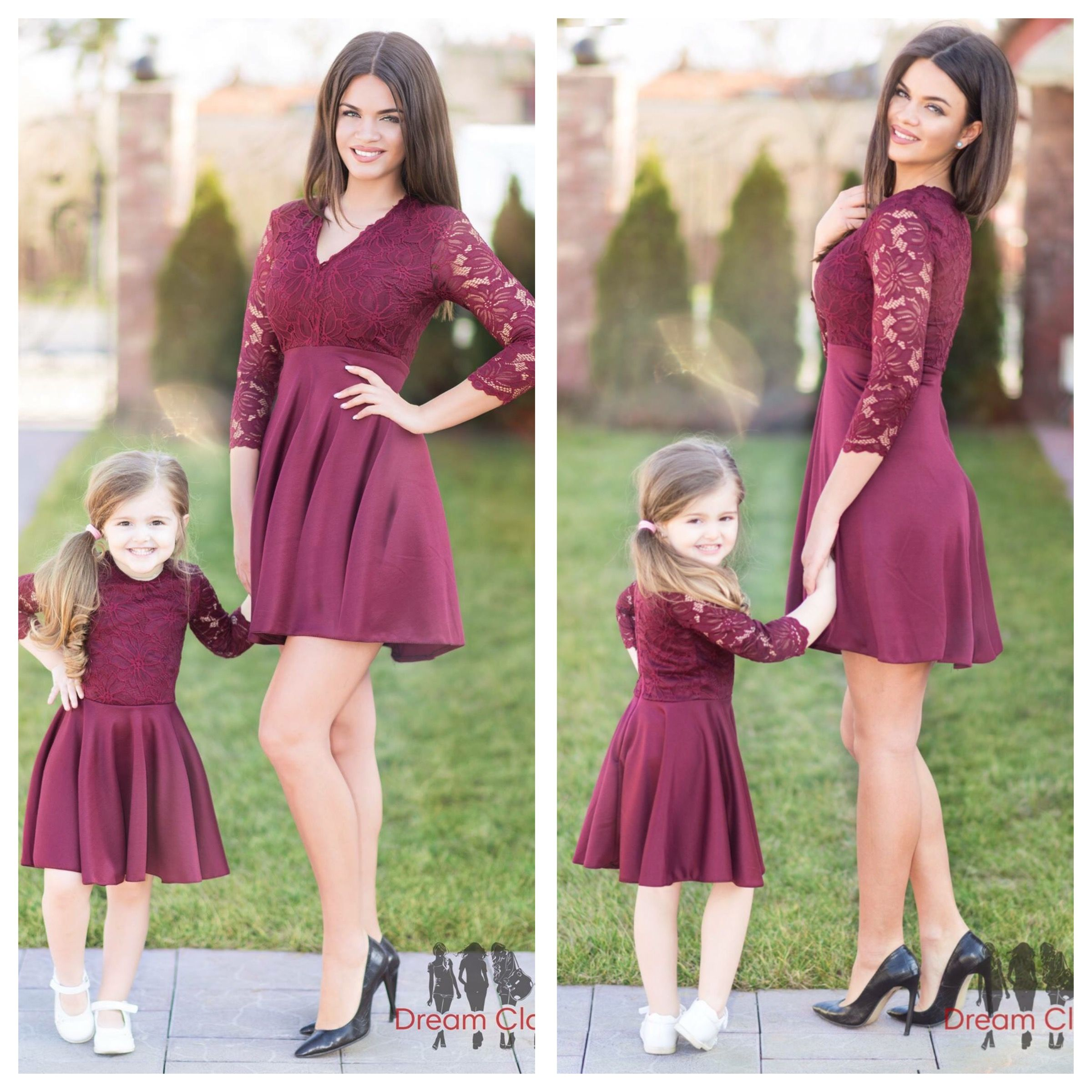 Matching Mom And Baby Daughter Outfits The Best Daughter 2018