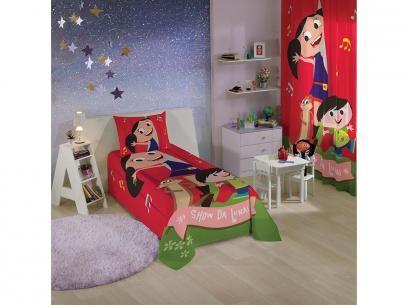 Colcha Infantil Lepper Show da Luna - 1 Peça com as melhores condições você encontra no Magazine Raimundogarcia. Confira!