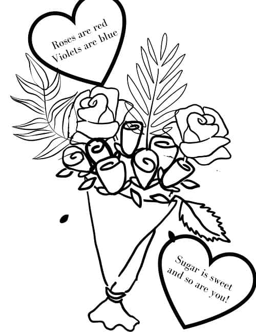 Valentine S Day Coloring Pages Pdf 2021 Cenzerely Yours In 2021 Valentines Day Coloring Page Valentines Day Coloring Heart Coloring Pages
