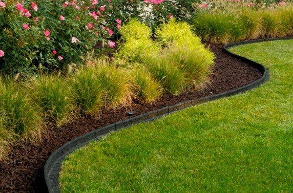 Gorgeous Landscape Designs And Modern Garden Edging Ideas Lawn Edging Plastic Landscape Edging Garden Edging