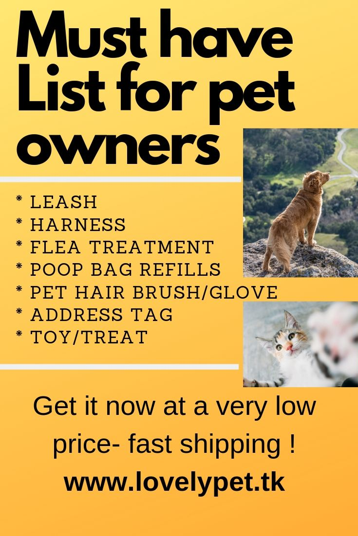 Keep your pet healthy and safe New Store Lowest Prices