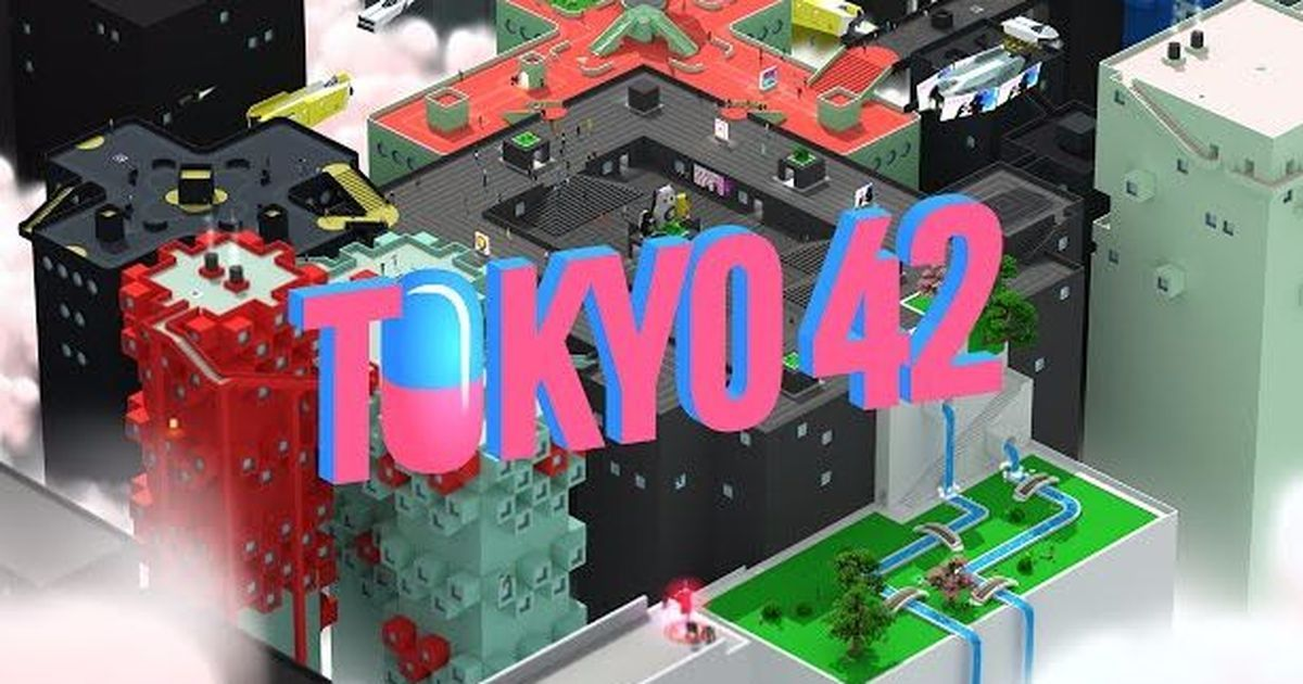 Slick action indie game 'Tokyo 42' channels 'Grand Theft
