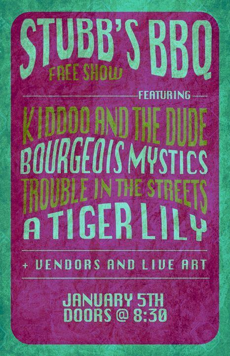 #FOEAUSTIN Stubb's Free Week Funk-Blast! - http://fullofevents.com/austin/event/stubbs-free-week-funk-blast/