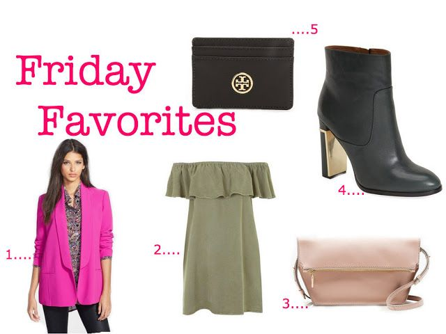 Friday favorites rebecca minkoff september and gold