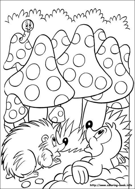 Kleurplaten Van Mooie Dieren.Het Is Bijna Herfst 5 X Mooie Herfstkleurplaten Voor Kinderen