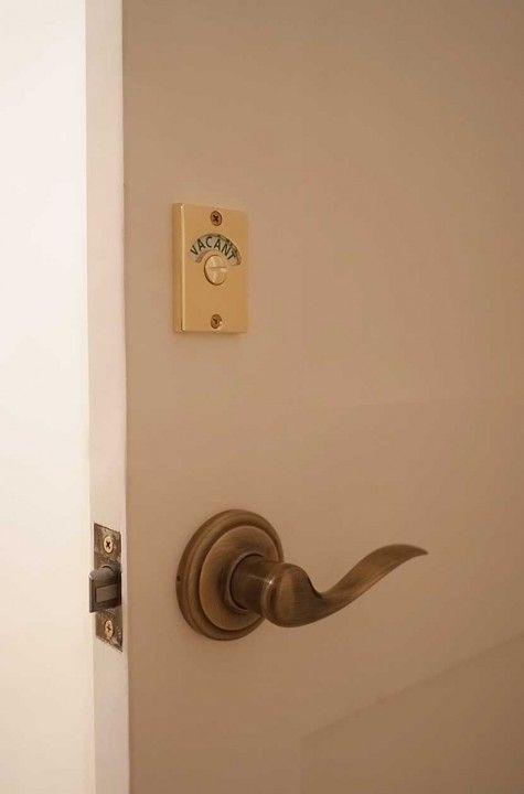鍵はパシフィックファニチャー デザイン インテリア ドア