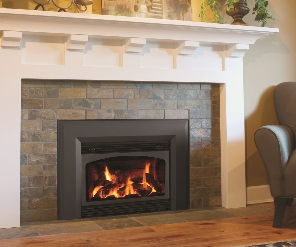 Gas fireplace and Gas fir…