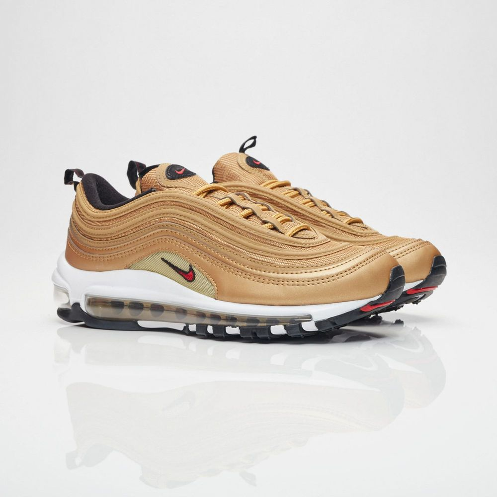 Details about Nike Mens Air Max 97 OG QS 2018 Metallic Gold