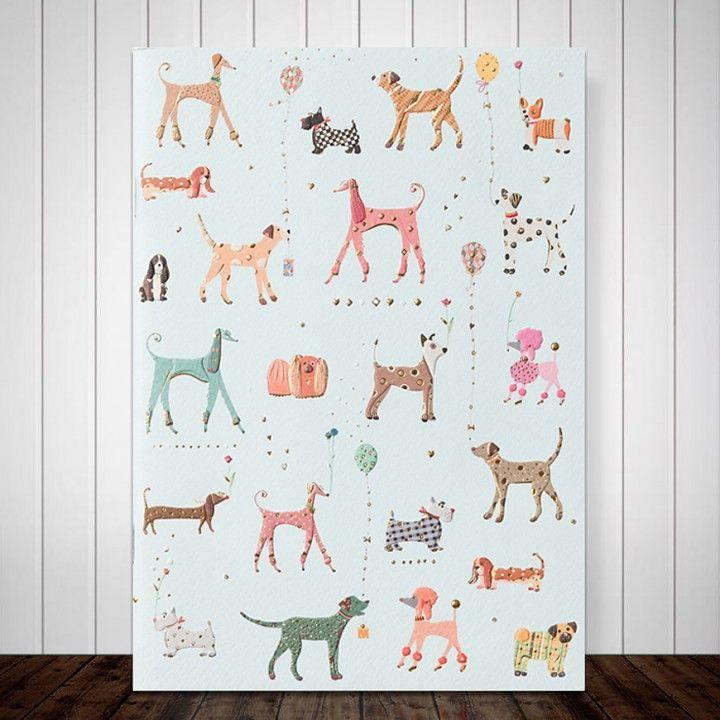 Cuadernos perros