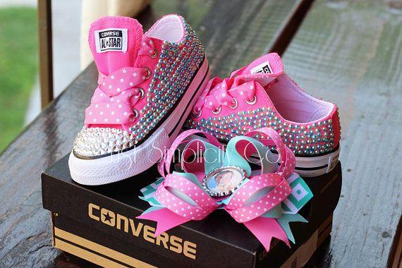 e38cc6d63faa Disney Baby Moana Bling Shoes