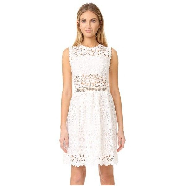 Ministry of Style Lush Lace Dress ($265) ❤ liked on Polyvore ...
