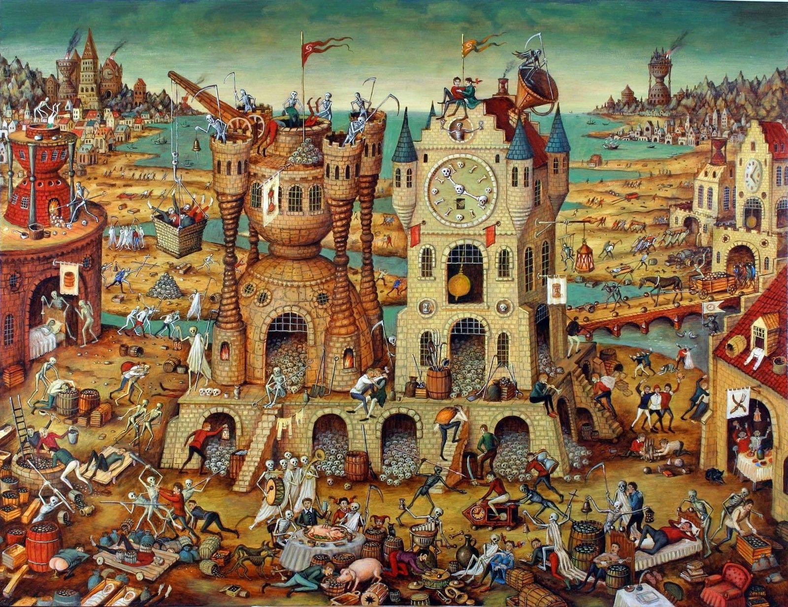 Día de los Difuntos: Lo que Debes Saber sobre las Almas del Purgatorio http://forosdelavirgen.org/97712/especial-purgatorio/