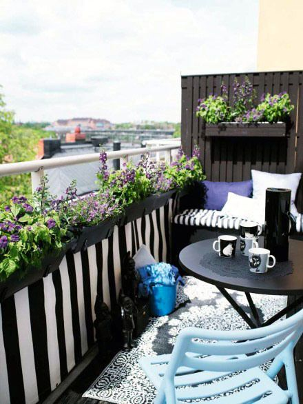Balkong | Trollmax | Pinterest | Balconies, Apartments and Patios