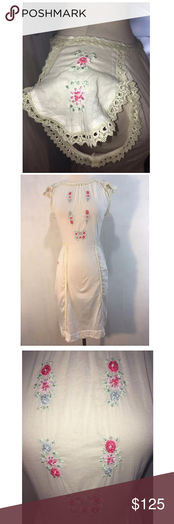 Gorgeous FREE PEOPLE dress ✨ Beautiful & hard to find crocheted detail Free People Dress - No imperfections - Can't find anywhere ⚜️ Size XS Free People Dresses