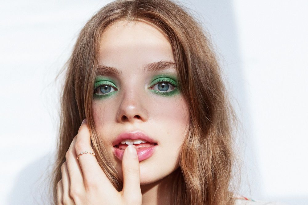 Benjamin Puckey S Take On The 70s 70s Makeup Look Disco Makeup