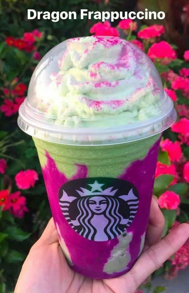 I HAD ONE OF THESE IT WAS SOOOOOOOOOO GOOD!! -Kira Klingensmith #starbucksfrappuccino
