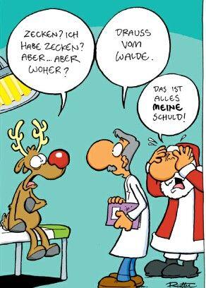 Weihnachtsmann Entstehung