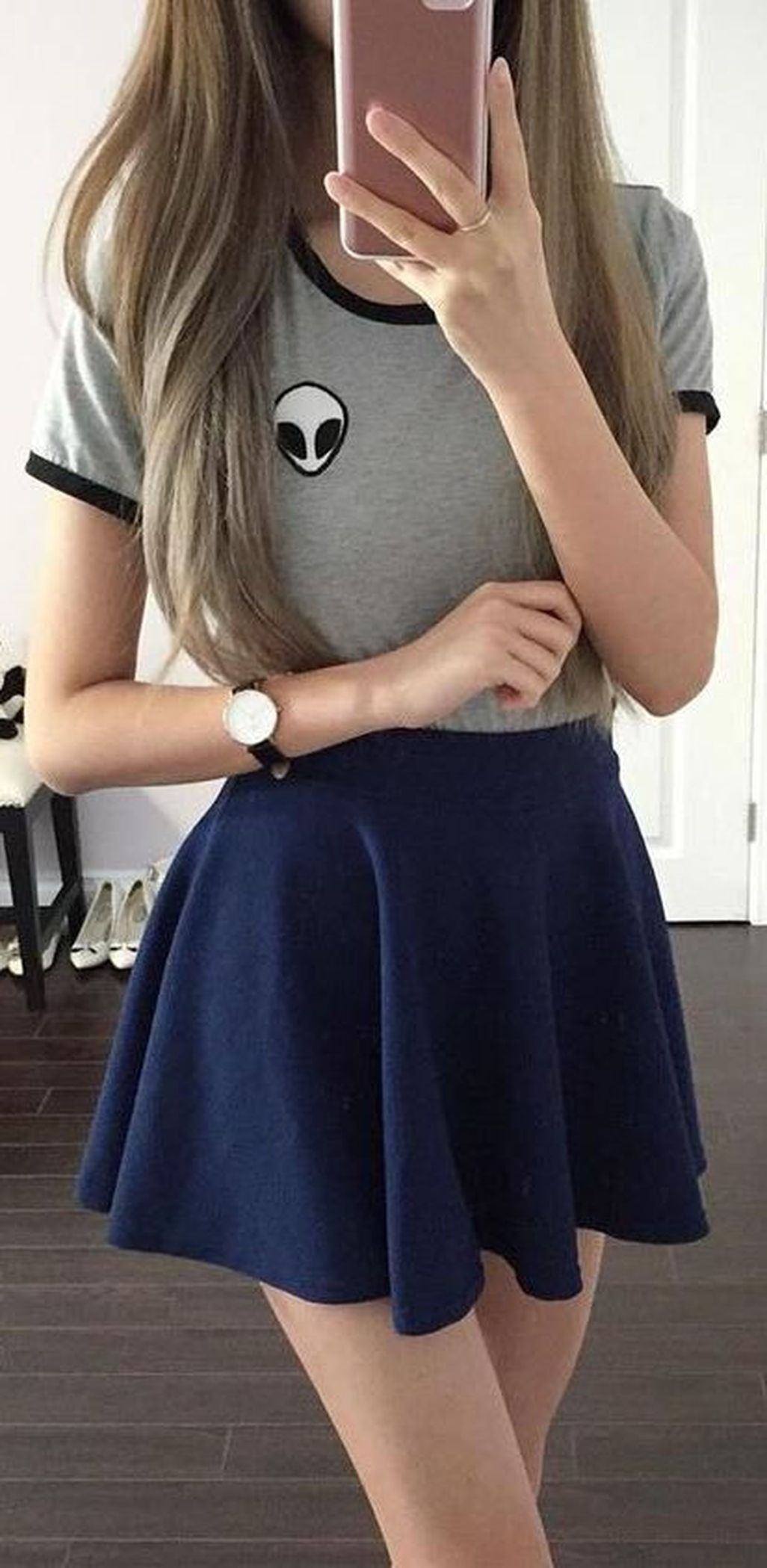 Awesome 44 Cool Trends Clothes Back To School Outfits ...