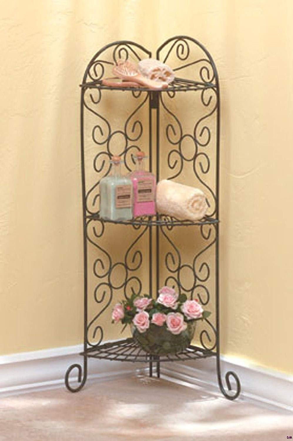 Three Tier Iron Plant Stand With Images Plant Stand Iron