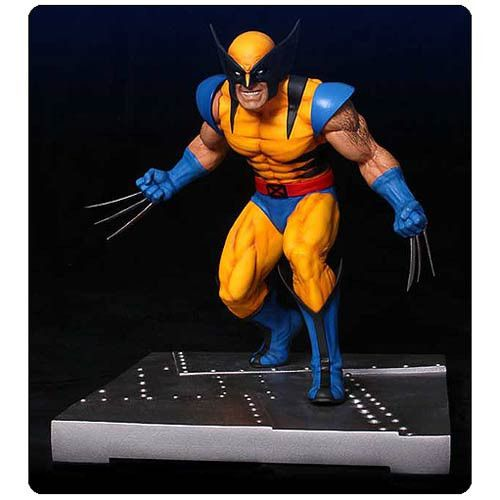 "Wolverine Marvel Comics 7"" Bookend Statue (*RS)"