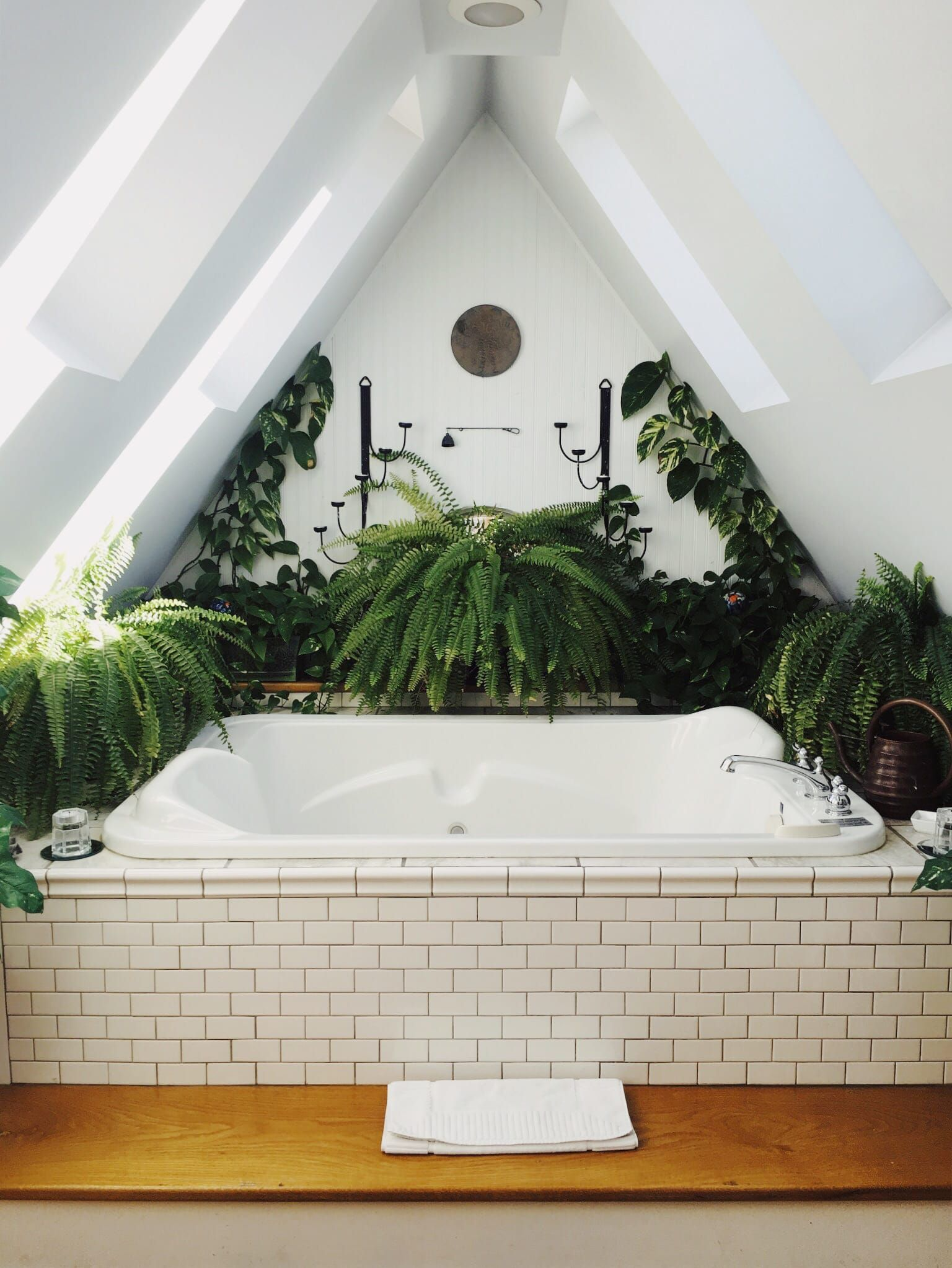 Everything You've Ever Wanted to Know About Plant Walls #dreamhouses