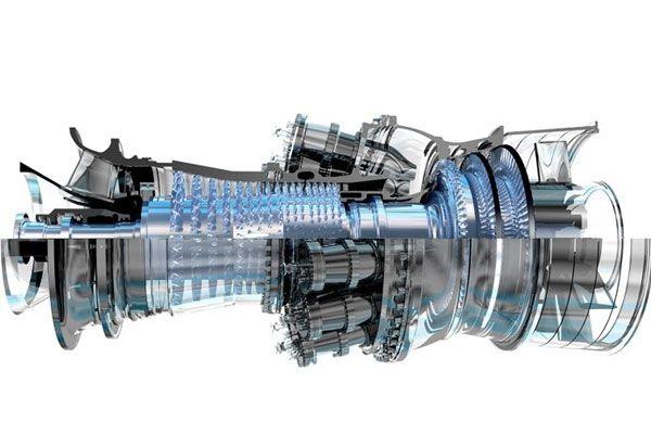 Wood Group Heavy Industrial Turbines 98