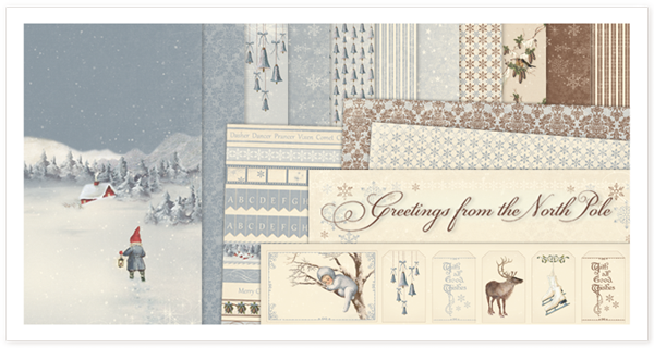 Noor! Design U.K.: NEW Pion Design Greetings from the North Pole & a ...