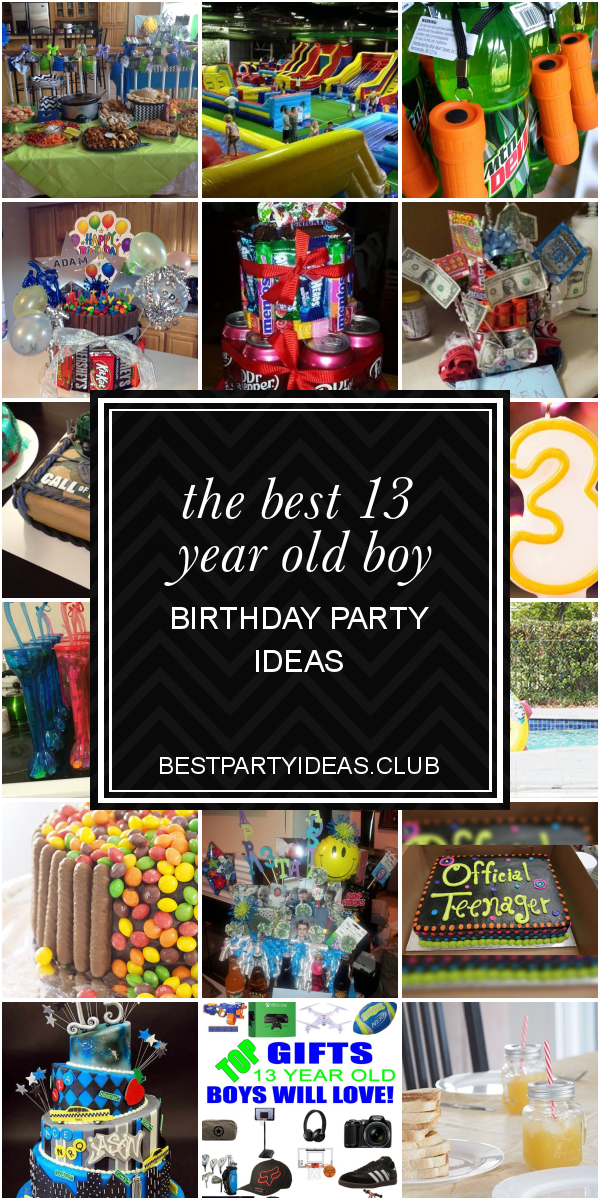 Pin On 13 Y O Party Ideas